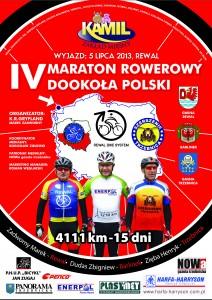 plakat dookoła polski 4